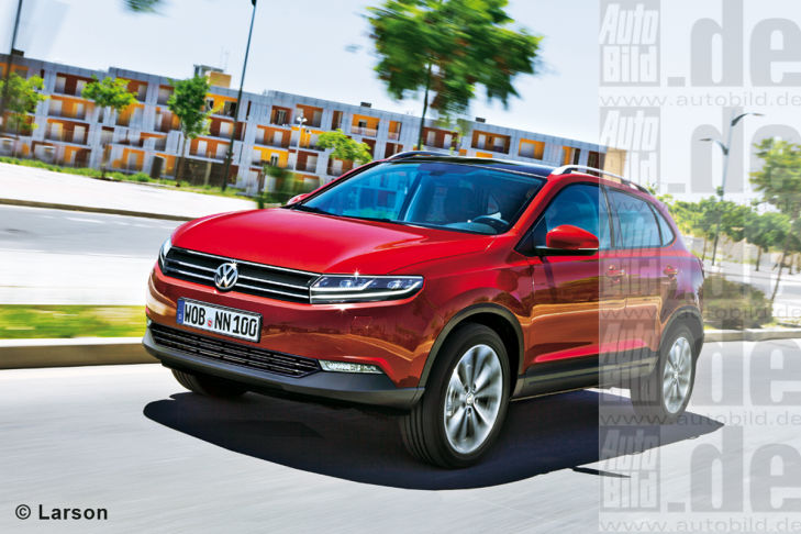 Volkswagen Polo Crossover to debut in 2014