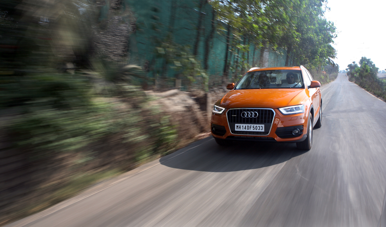 Audi Q2 Audi Q3 launched at INR 26.21  lakhs