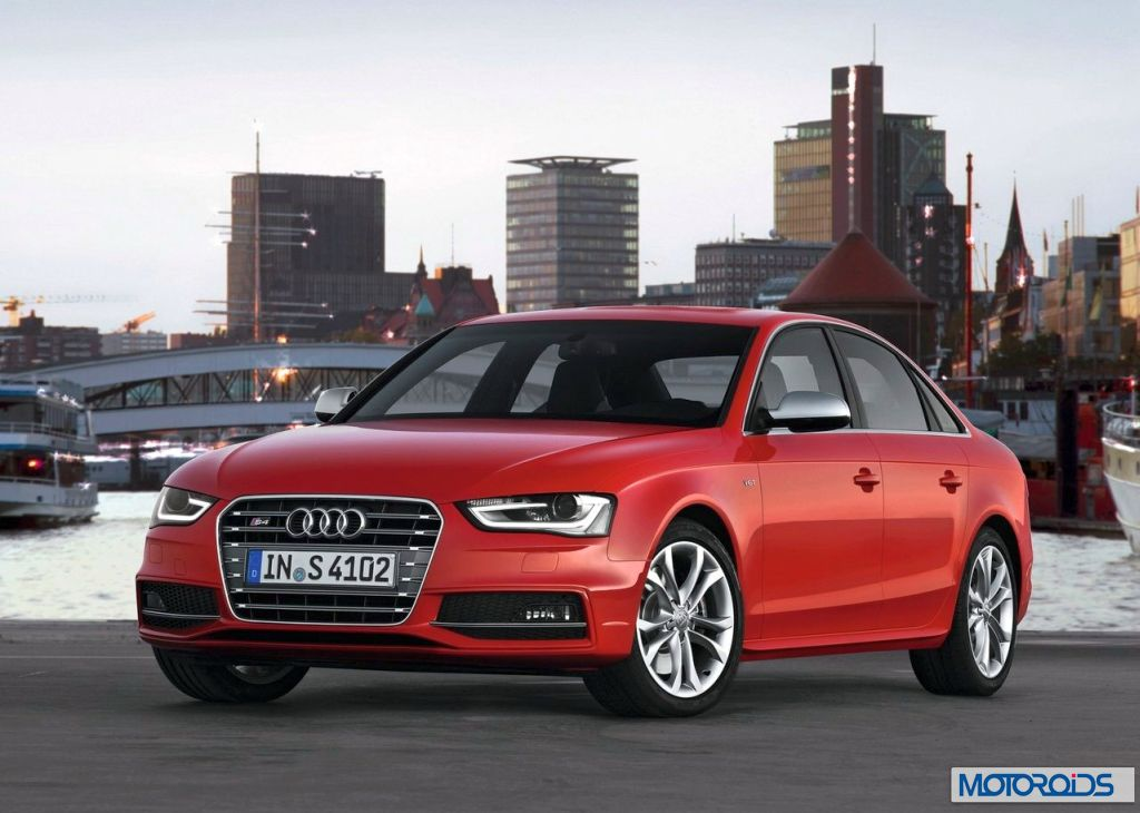 Audi India launches the sporty S4 at Rs 45.31 lakh