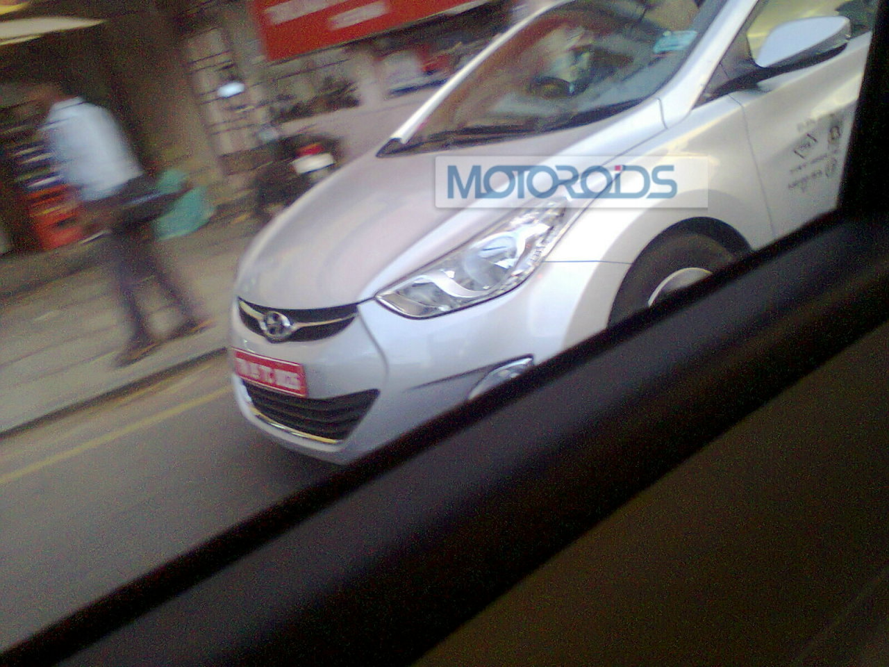 SPIED: All new Hyundai Elantra. Launch in August