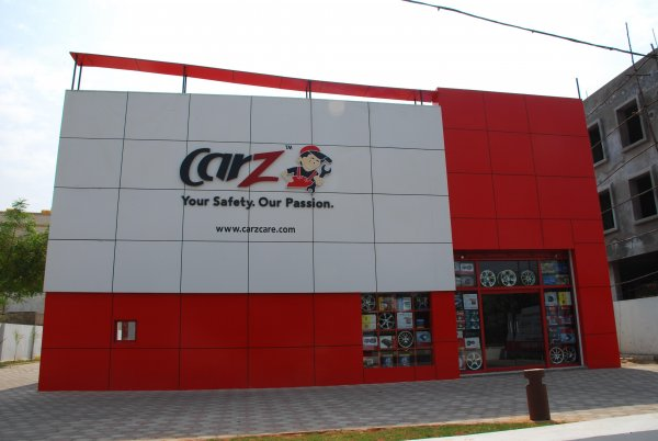 CarZ ties up with global paint major AkzoNobel