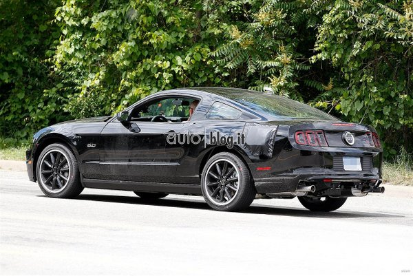 SPIED: Next gen Ford Mustang GT