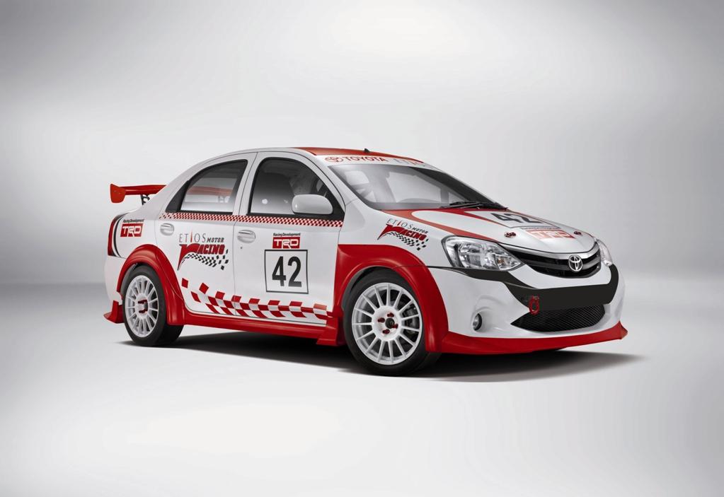 Drivers chosen for the Inaugural Season of the Etios Motor Racing Series