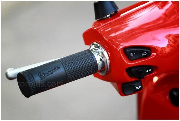 Vespa LX125 review