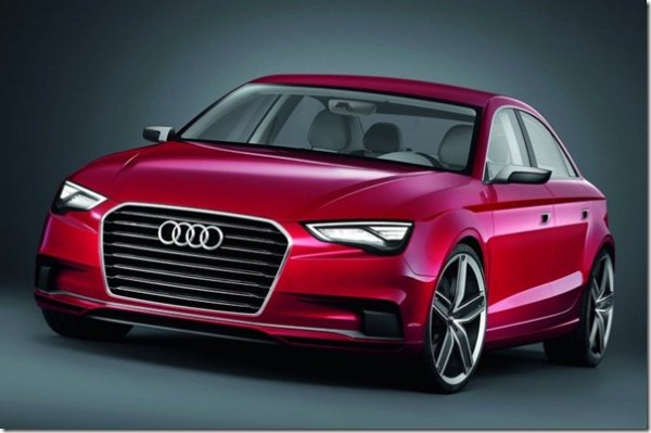 Audi plans to overtake BMW in 2014. A3 sedan to debut in India by 2014