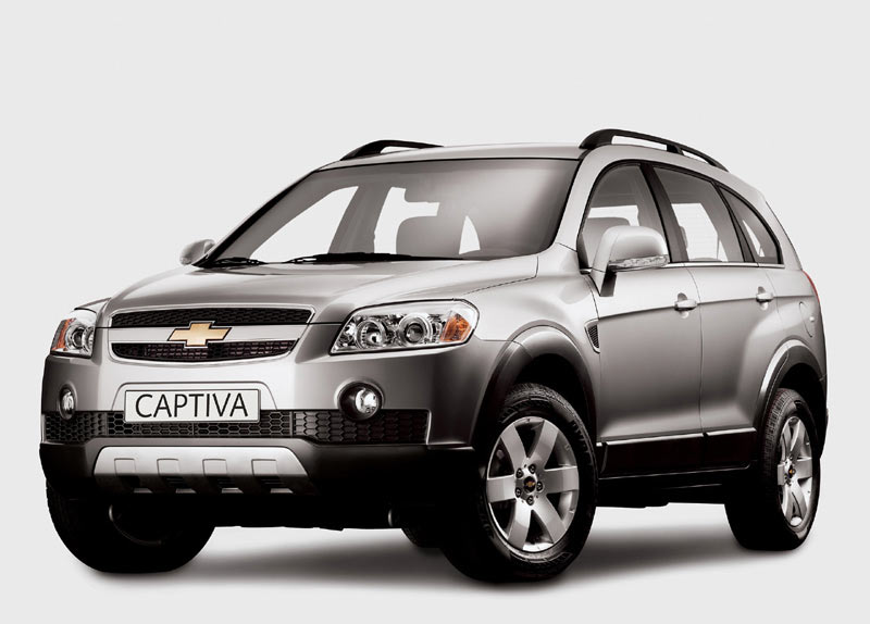 OFFER OF THE MONTH: INR 2 lakhs off on old Captiva