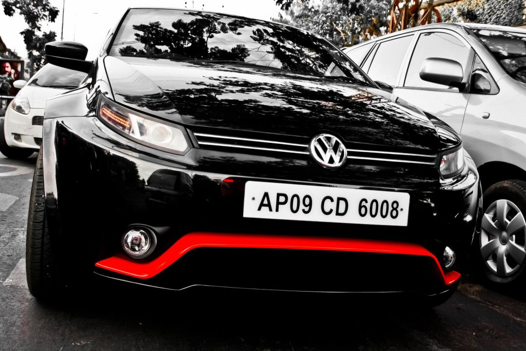 IMAGE GALLERY: DC Volkswagen Polo