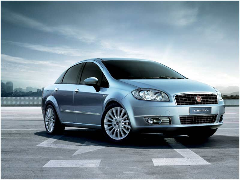 fiat linea Almost INR 2.5 lakhs off on Fiat Linea TJet