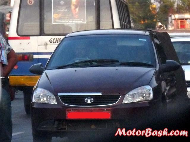 SPIED: Indica XL caught testing again