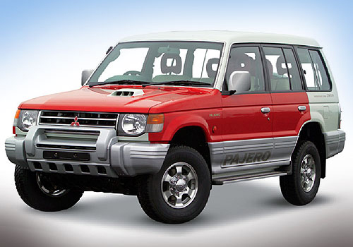 Mitsubishi to discontinue selling Pajero SFX by October