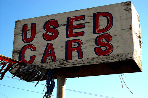 used cars1 88% of second hand cars have a questionable history