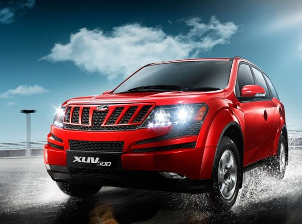 Mahindra XUV 500 receives over 7200 bookings within 2 days