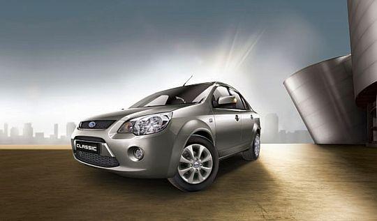 Ford India Launches New Classic Titanium @ INR 6.86 lakhs