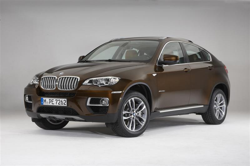 2012 bmw x6 VIDEO: BMW talks about 2012 X6