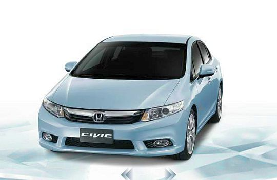Honda to NOT launch 2012 Civic in India