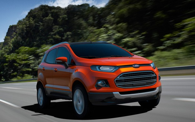 Ford India to use 80% localization for EcoSport