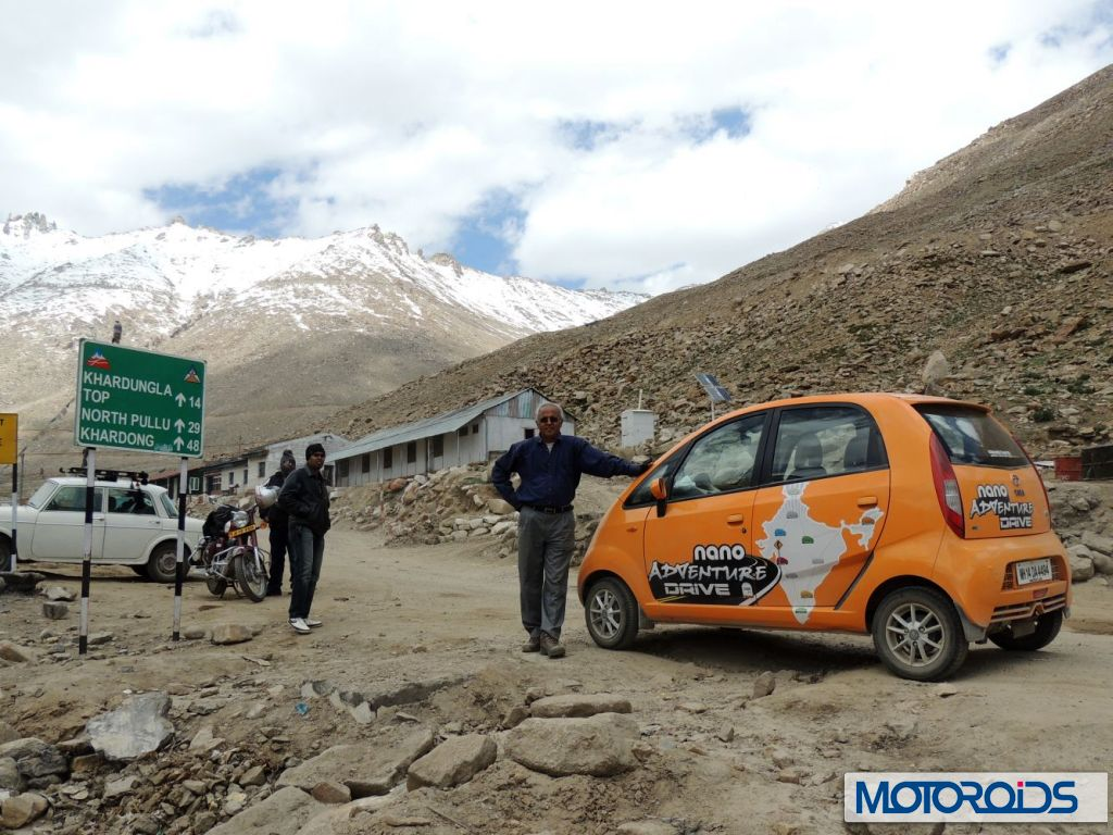 July 23, 2012-Mr-Chacko-on-his-way-to-Khardung-La.jpg