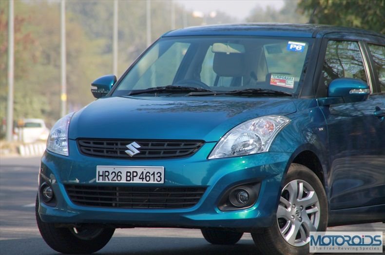 Swift & Dzire out of stock. Bookings continue