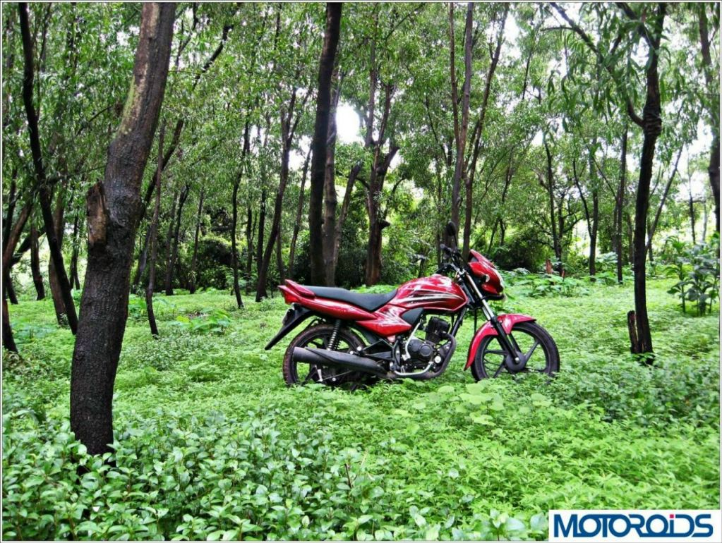 Picture 064 Custom3 Honda Dream Yuga Review: Dawn of a new Yuga?