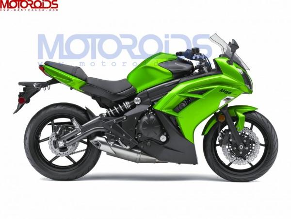 Kawasaki Ninja 650R launched @ INR 4.99 lakhs