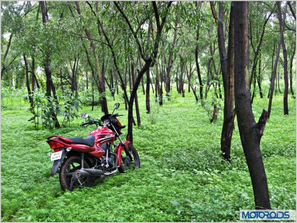 resizedimage600451 Honda Dream Yuga India 7 Honda Dream Yuga Review: Dawn of a new Yuga?