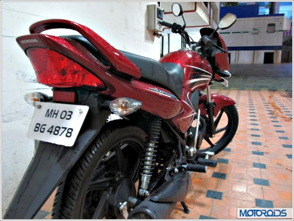 resizedimage600452 Honda Dream Yuga India 15 Honda Dream Yuga Review: Dawn of a new Yuga?