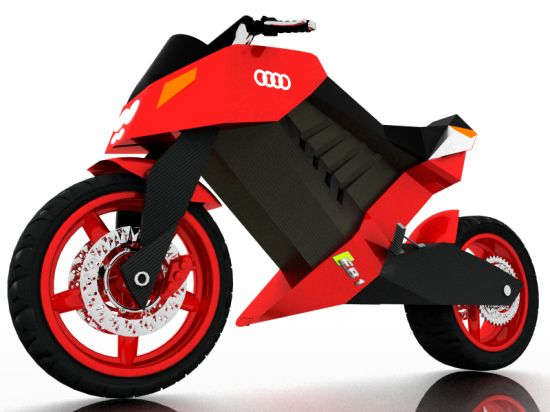 Audi to soon come up with a two wheeler for 'last mile mobility'