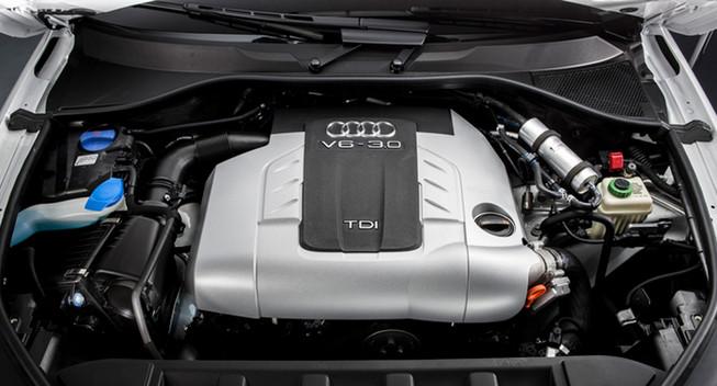 2013 Audi Q7 gets a new 3.0 litre V6 TDI