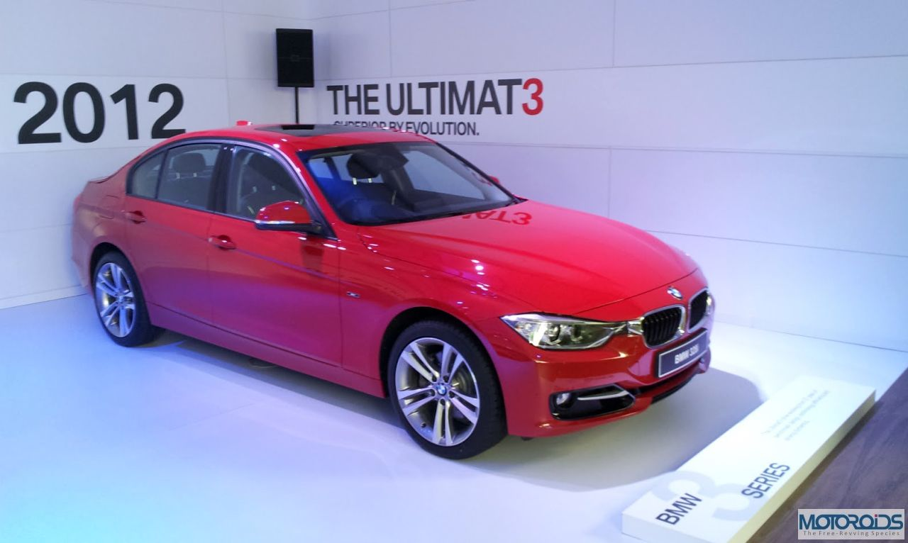 All new BMW 3 Series launched @ INR 28,90,000