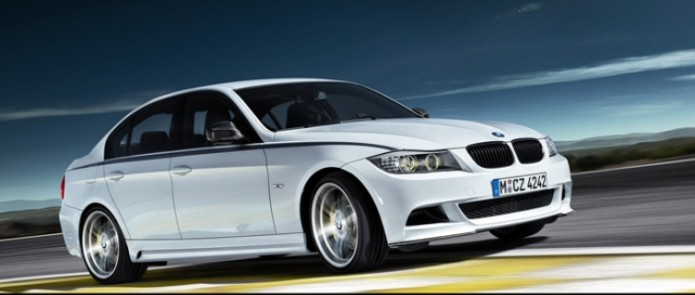 Upto INR 7 lakhs off on outgoing BMW 3 series