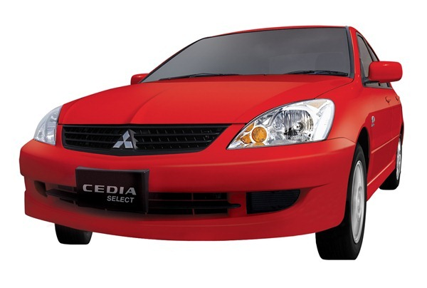 Mitsubishi launches 2012 Cedia Select @ INR 8.90 lakhs