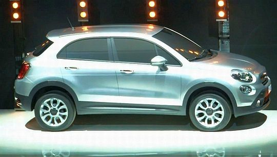 Fiat 500X to take on Ford Ecosport & Renault Duster. Debut in 2013