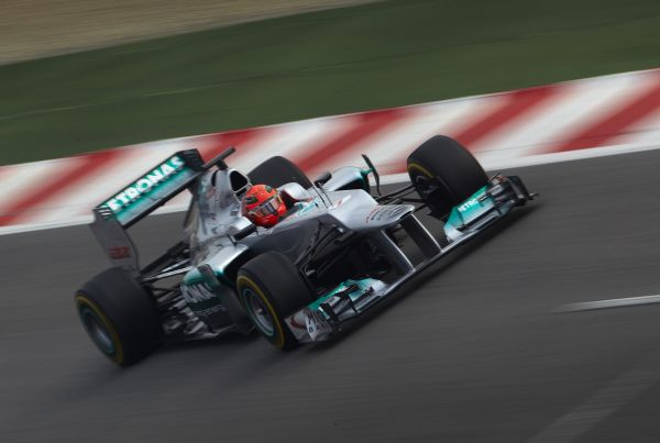 Mercedes AMG Petronas teams up with Bharti Airtel for Indian Grand Prix