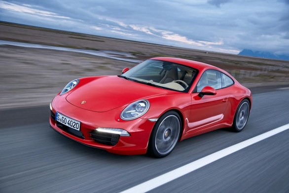 "porshe 911 Style Porsche is awarded the honorary title of ""red dot: design team of the year 2012"""