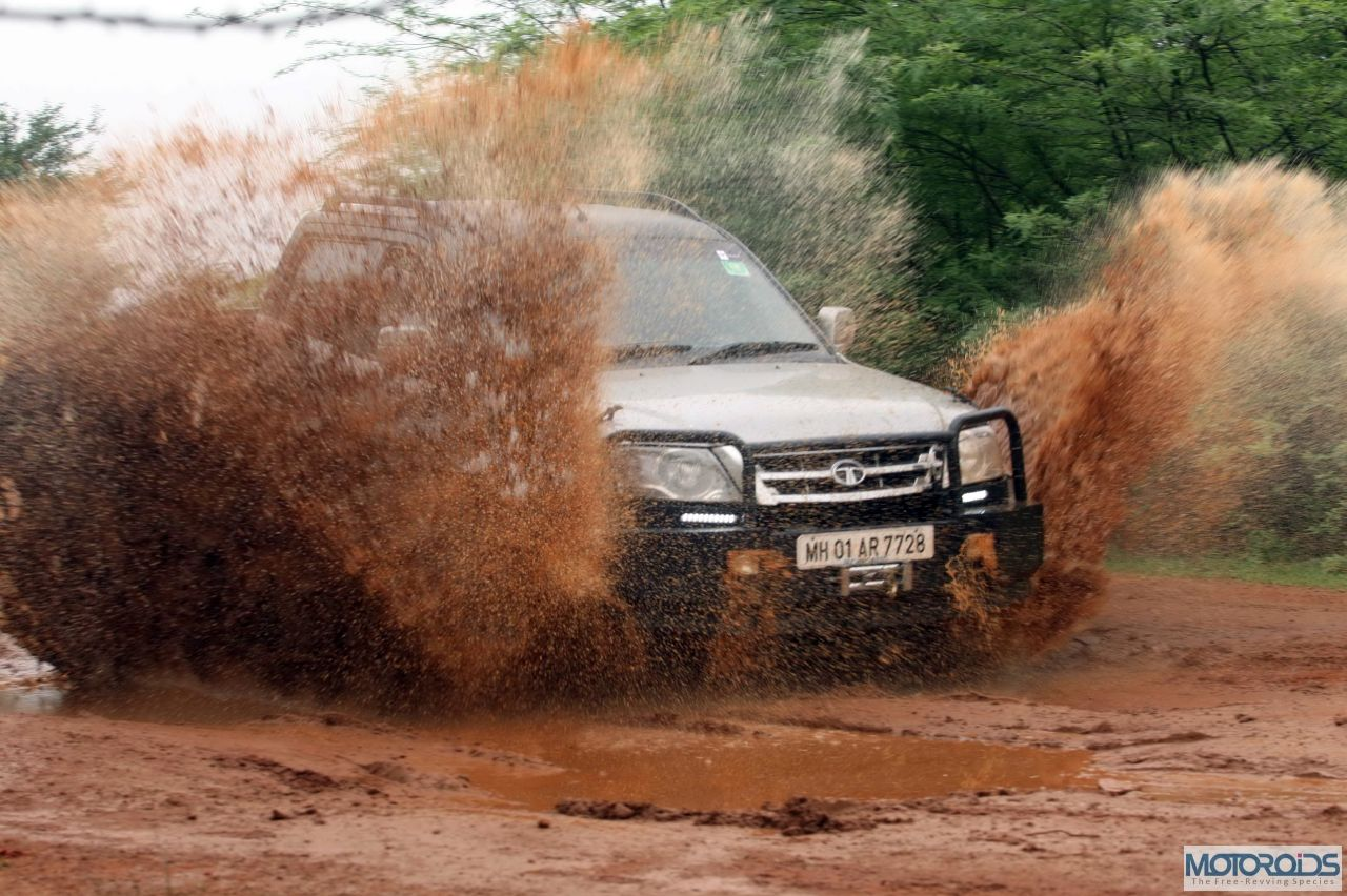 Tata Motors Full Throttle Trail concludes in NCR