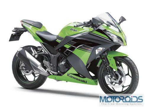 Kawasaki to Soon Launch Ninja 300R & Ninja 400R