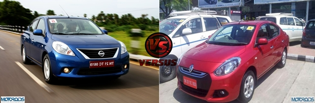 Nissan Sunny vs Renault Scala: Which one would you buy?