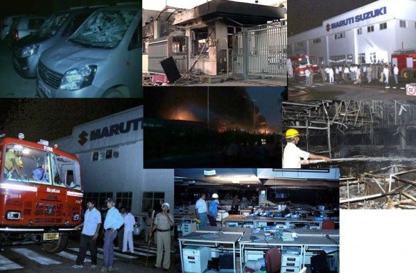 Maruti to decide the re-opening date for Manesar plant on 17th