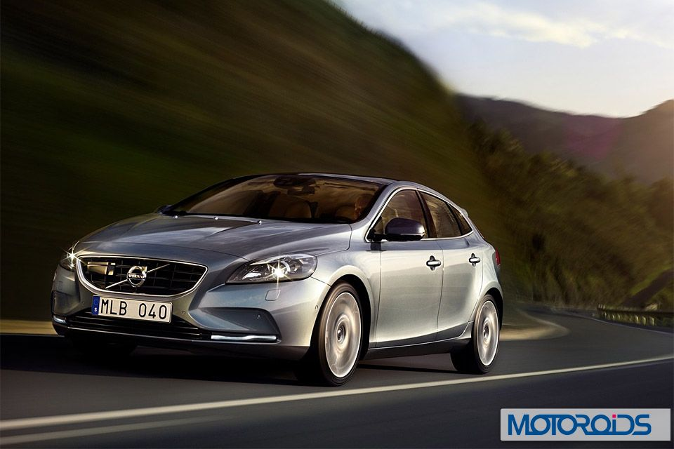 World's safest car? Volvo V40 sets new record in Euro NCAP test
