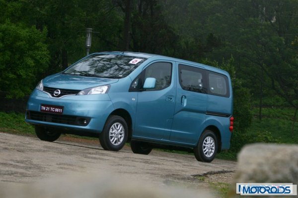 Nissan Evalia India