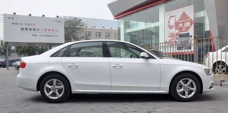 Audi A4 LWB launched in China