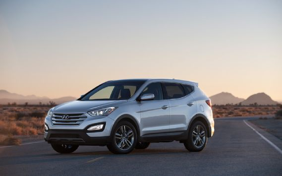 2013 Hyundai Santa Fe Sport launched in North America for $24,450 (INR 13.6 lakhs)