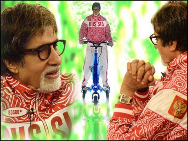 KBC Contestant Gifts a Trikke to Amitabh Bachchan