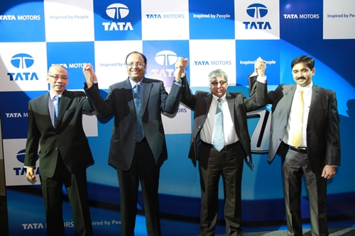 Tata Motors Enters Indonesian Car Market