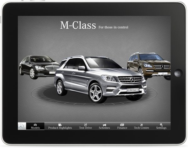 Mercedes-Benz India introduces iSales for sales force