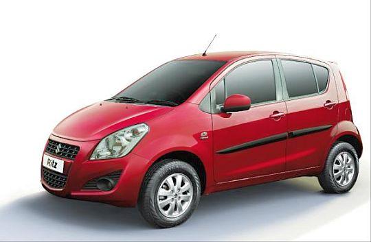 Maruti Suzuki Ritz Diesel Facelift Makes it to Indian Car Market