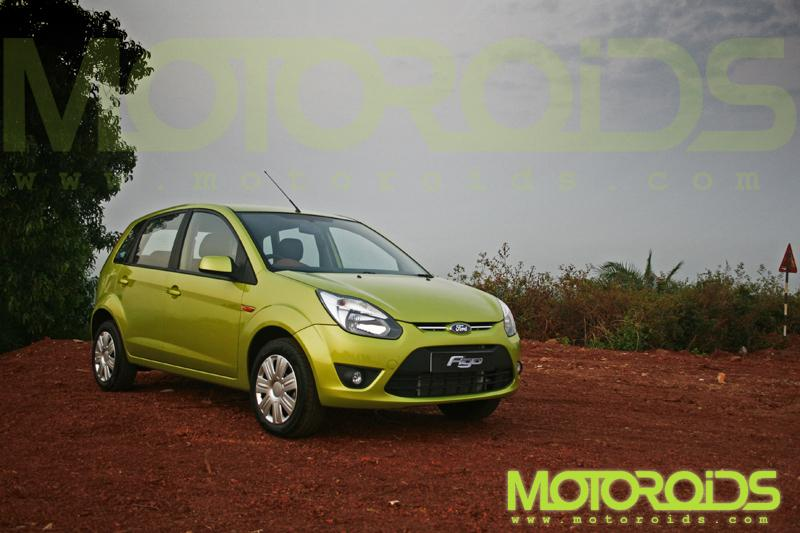 motoroids figo1 Ford Figo Review and Test Drive