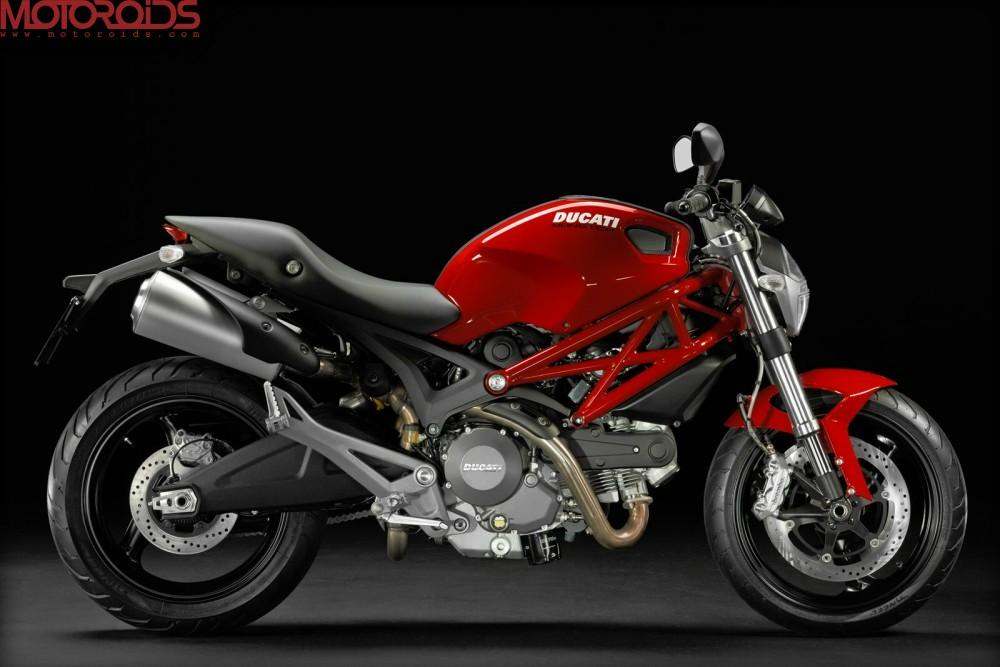 Ducati Monster 795 (3)