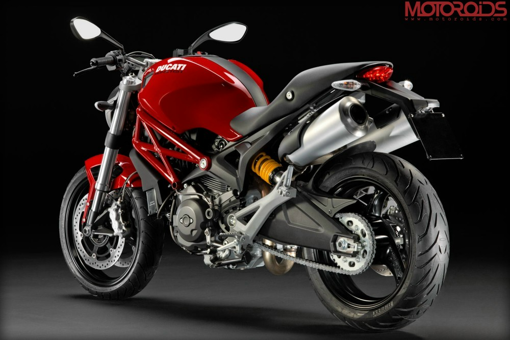 Ducati Monster 795 14 Ducati's Monster 795 for Asia unveiled: Images, specs and details
