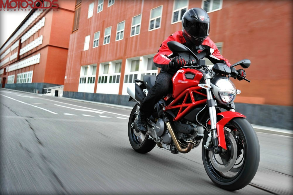 Ducati Monster 795 3 Ducati's Monster 795 for Asia unveiled: Images, specs and details